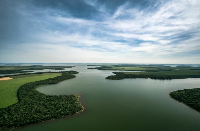 Monitoramento de sedimentos ajuda a prever a longevidade do reservatório de Itaipu