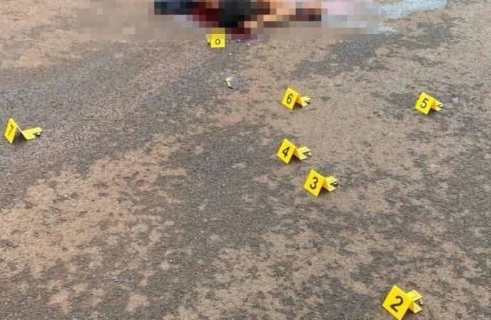 Mulher é morta a tiros em Foz do Iguaçu