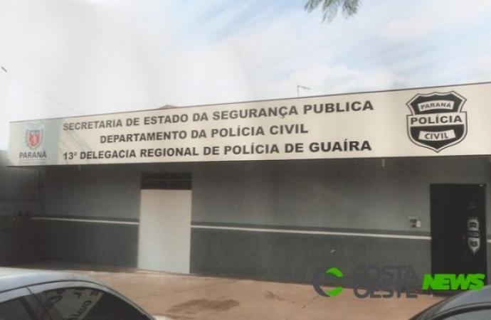 Mulher está desaparecida na região de Guaíra