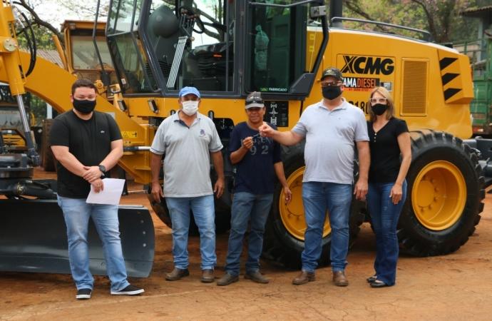 Novos maquinários irão agilizar atendimentos das subprefeituras de Santa Helena