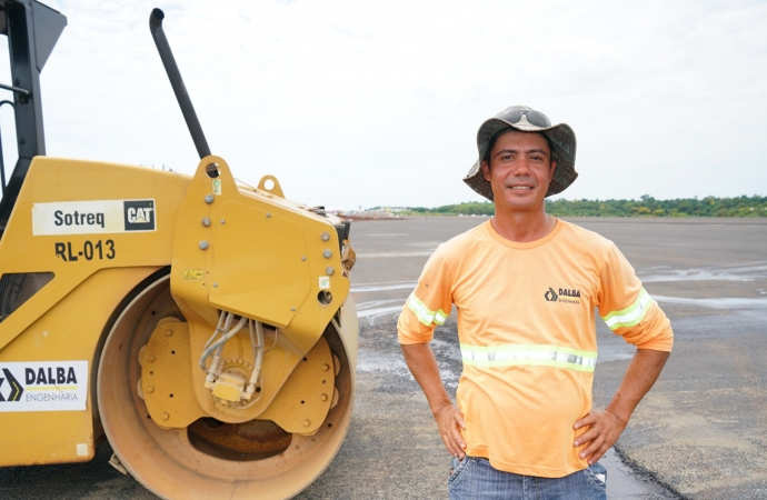 Obras da usina de Itaipu geram oportunidade para mais de 2,5 mil trabalhadores