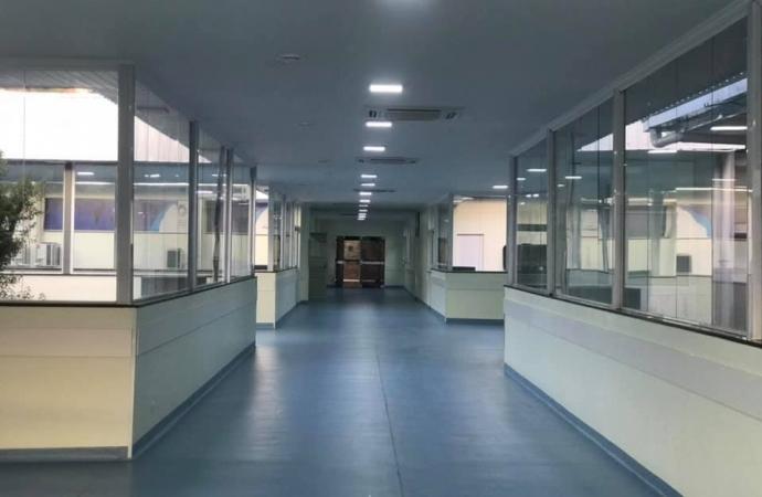 Ocupação de UTIs no Hospital Municipal está abaixo de 80% após cinco meses