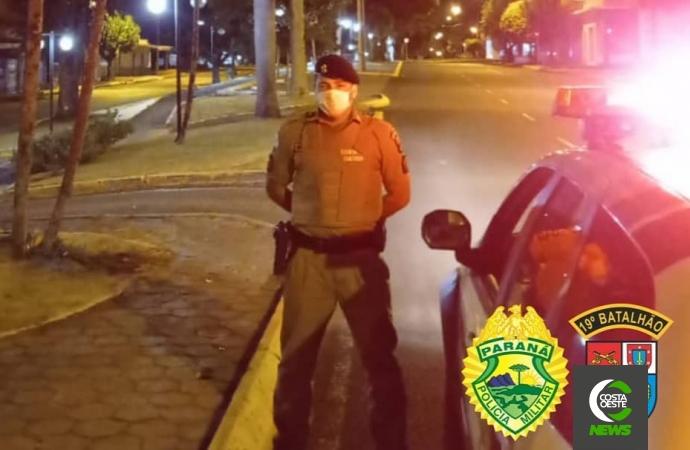 """""""Operação Vida"""" tem início em São José das Palmeiras e Diamante do Oeste"""