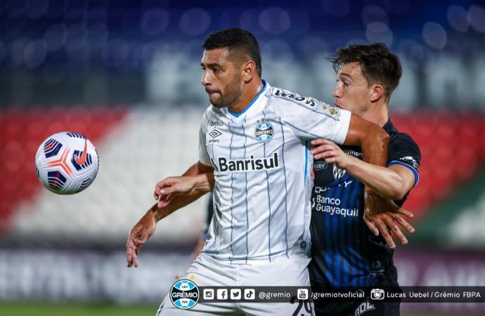 Ouça os gols: Grêmio sofre virada e larga em desvantagem contra Del Valle na Libertadores
