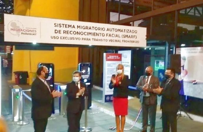 Paraguai instala sistema de reconhecimento facial na Ponte da Amizade