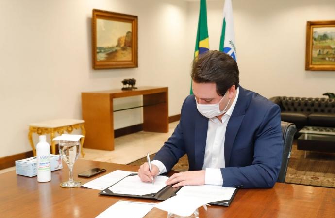 Paraná regulamenta auxílio emergencial a empresas; primeiro pagamento será efetuado até dia 30