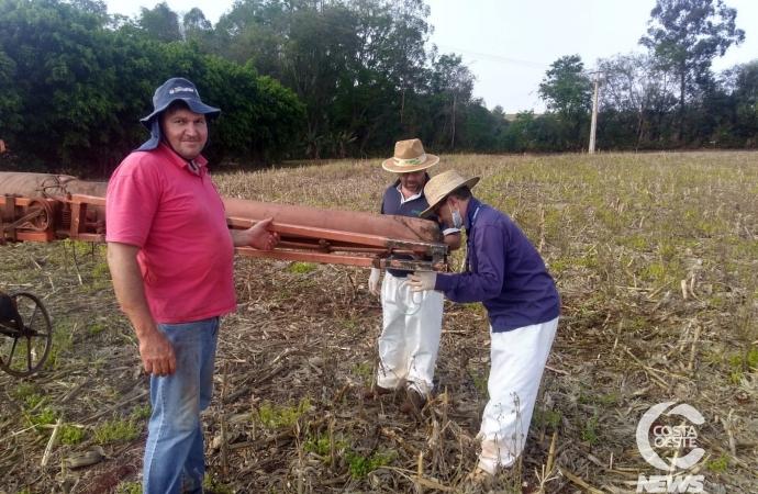 Parceria entre IDR Paraná, UTFPR e prefeitura, possibilita acompanhamento à produtores em Santa Helena