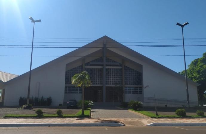 Paróquia Santo Antônio realizará a Santa Missa de Natal nesta quinta-feira (24) em Santa Helena