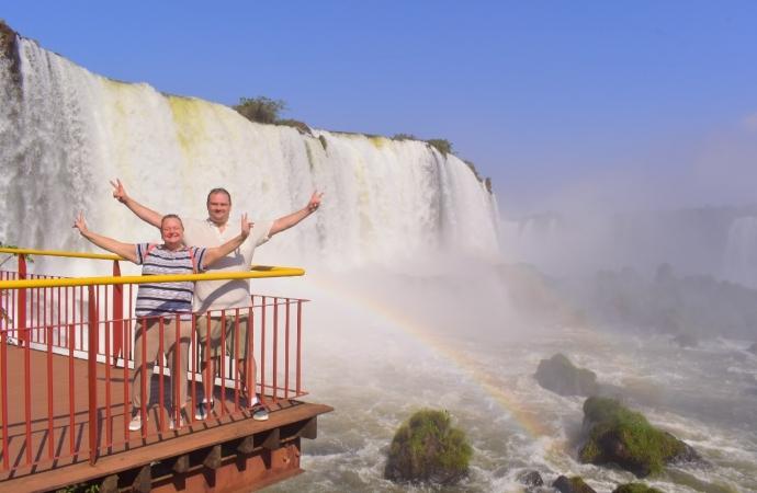 Parque Nacional do Iguaçu recebeu 67 mil visitantes no mês de setembro