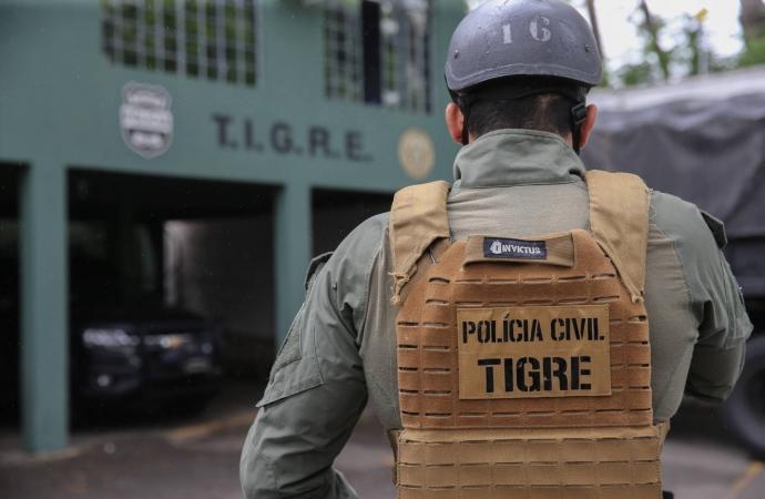 PCPR prende sequestradores e resgata refém em Foz do Iguaçu