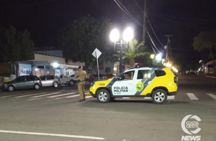 PM desencadeia Operação Fecha Quartel em Santa Helena