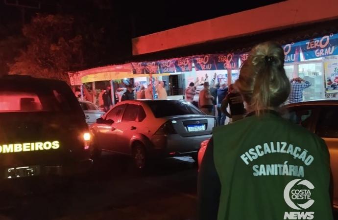 PM divulga balanço da Operação AIFU em Santa Helena; dois estabelecimentos foram fechados