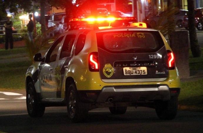 PM encerra festa clandestina em Medianeira