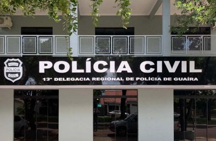 Polícia Civil cumpre seis mandados em Guaíra