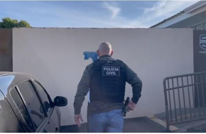 Polícia Civil indicia quatro pessoas por furto qualificado