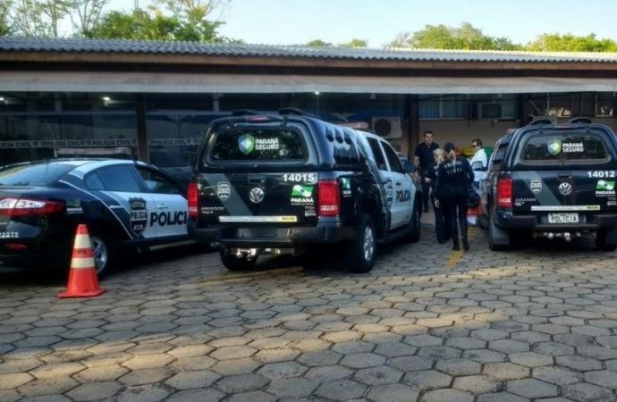 Polícia Civil prende em flagrante suspeito por subtração de bebê de 15 dias