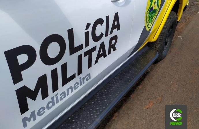 Polícia Militar apreende crack em Medianeira