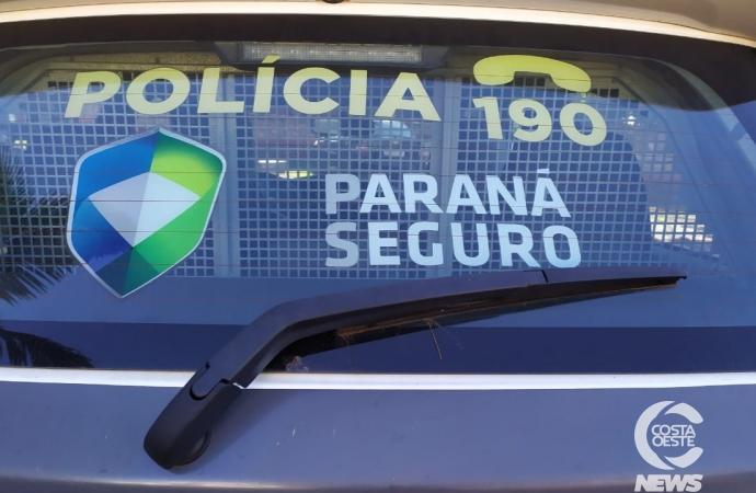 Polícia Militar atende ocorrência de violência doméstica em Medianeira