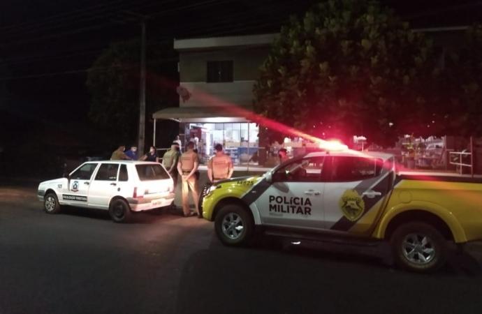 Polícia Militar e equipes de fiscalização desencadeiam Operação AIFU em Missal