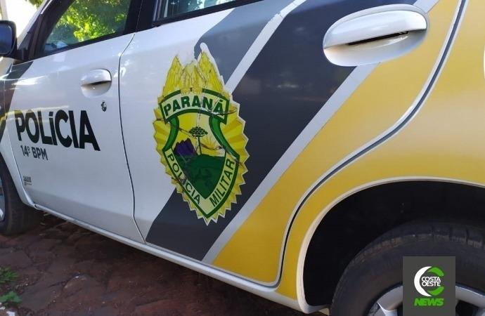Polícia Militar encaminha indivíduo por ameaças a esposa em Medianeira