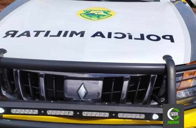 Polícia Militar prende autor de furto em Itaipulândia