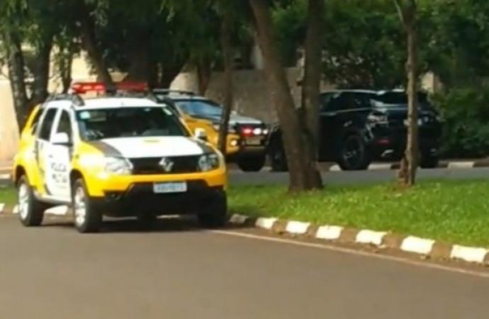 Policial Militar é preso em Foz por homicídio executado em janeiro