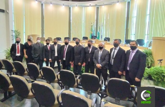 Posse do prefeito Motta e escolha do novo pres. da Câmara de Vereadores de São Miguel do Iguaçu é realizada hoje (01)