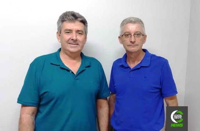 Prefeito de Serranópolis do Iguaçu garante continuidade de obras em todo município