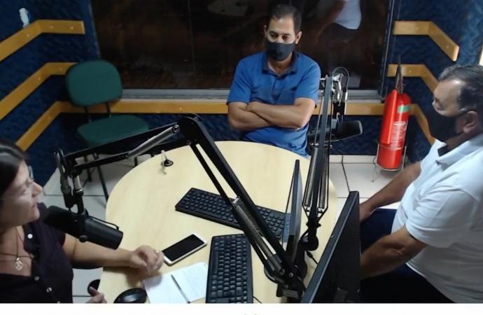 Prefeito e vice de São Miguel falam sobre avaliação da primeira quinzena na administração municipal