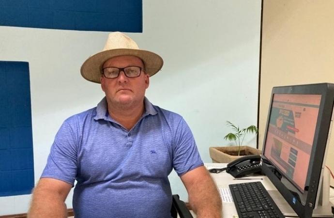 Prefeito Zado nomeia primo como secretário de Agricultura em Santa Helena