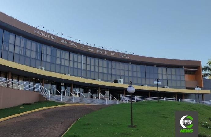 Prefeitura de São Miguel do Iguaçu emite Nota de Esclarecimento sobre manutenção da iluminação pública