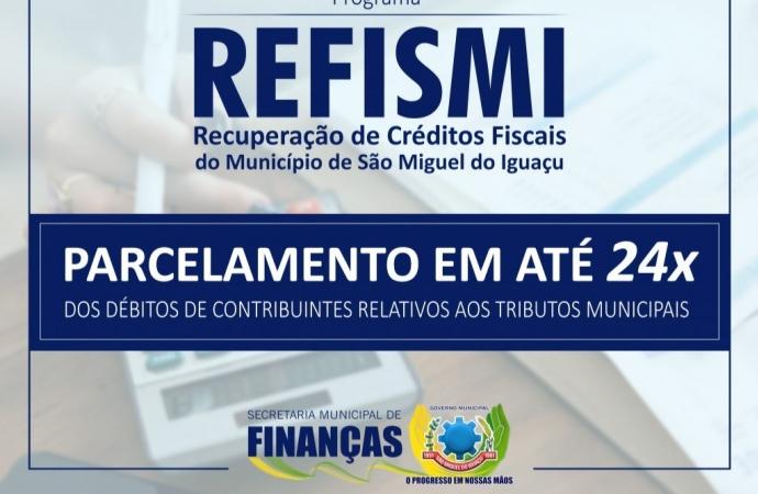 Prefeitura sanciona lei que institui programa de reparcelamento de débitos com o município