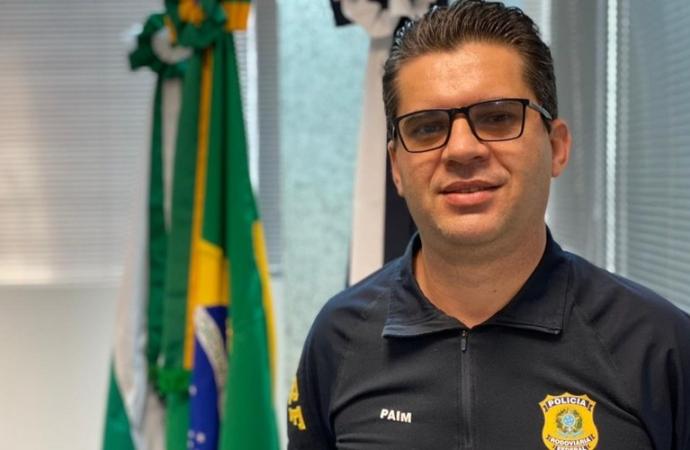 PRF no Paraná tem novo Superintendente Regional