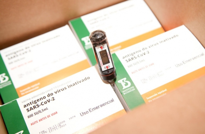 Regionais de Saúde distribuem mais de 277,9 mil doses de vacinas