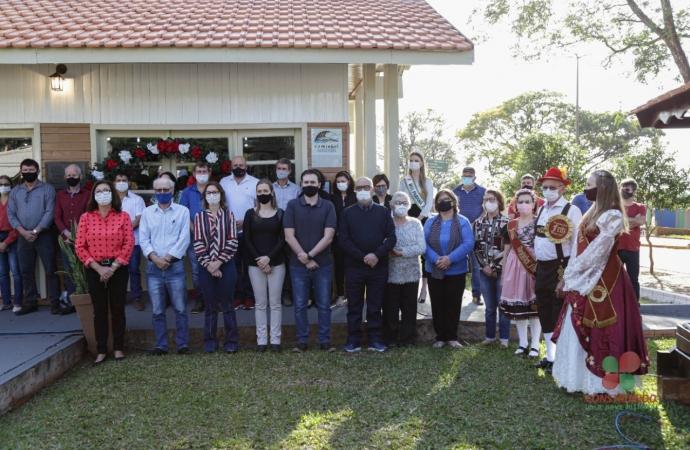 Reinauguração do Museu Municipal marcou homenagem aos ex-prefeitos de Missal