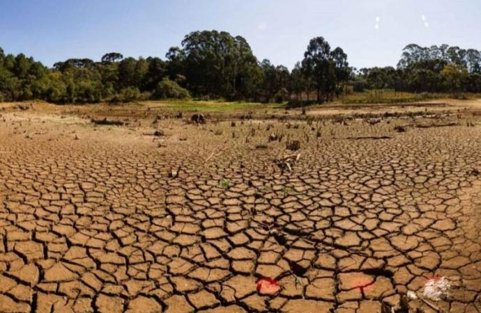 Sanepar alerta que estiagem prevaleceu na primeira quinzena de abril no Paraná