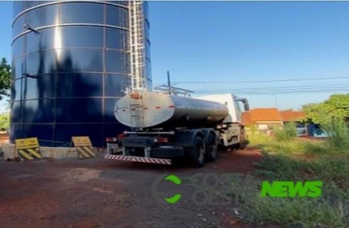 Sanepar suspende rodízio de água em Medianeira nesta semana