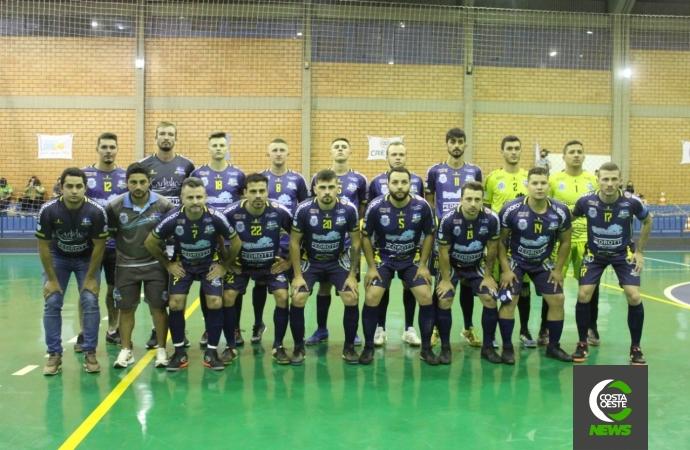 Santa Helena estreia com goleada na Taça Bronze de Futsal