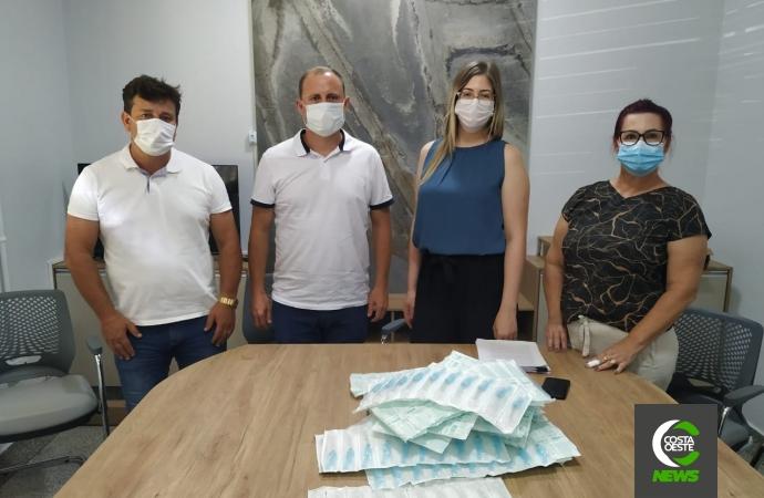 Santa Helena recebe primeiros insumos para a vacinação contra a Covid-19