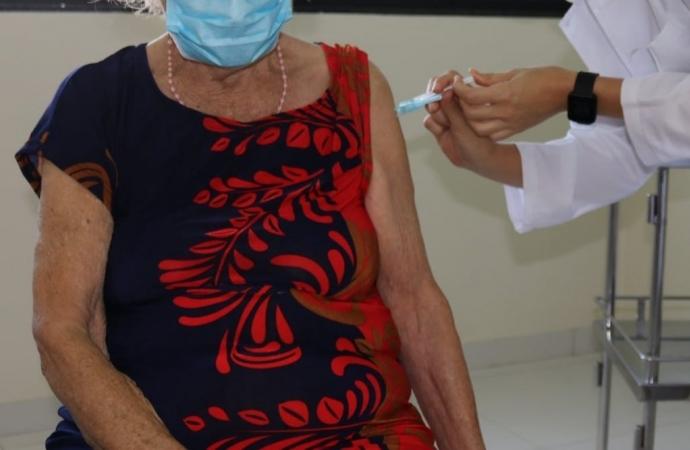 São Miguel aplica todas as doses de vacina recebidas e aguarda nova remessa do Estado