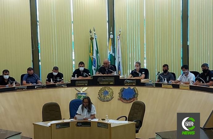 São Miguel do Iguaçu: Câmara de Vereadores realiza 3ªSeção ordinária