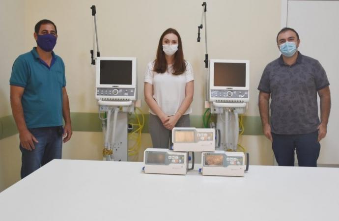 São Miguel do Iguaçu: Governo Municipal adquire respiradores e equipamentos para reforçar atendimento da Saúde