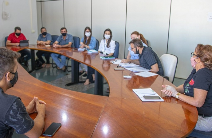 São Miguel do Iguaçu inicia o processo de reativação do COMSEA