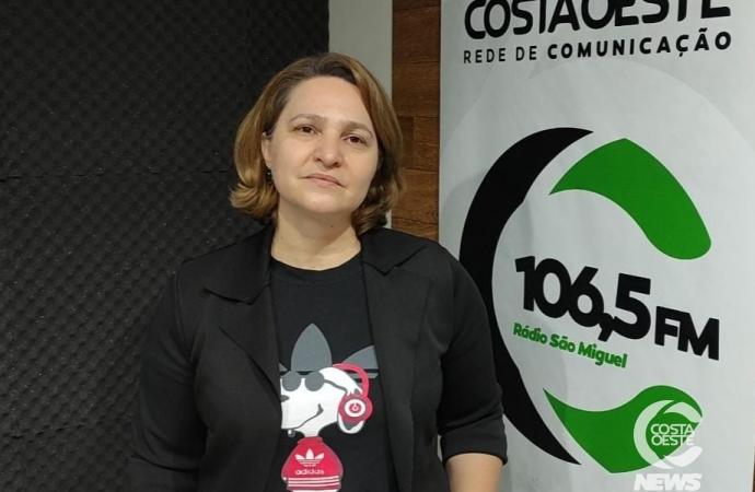 São Miguel do Iguaçu terá 60 dias de Natal com muita luz, conta diretora de Cultura