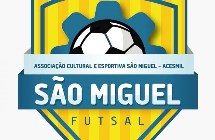 São Miguel Futsal estreia com empate na Série Prata