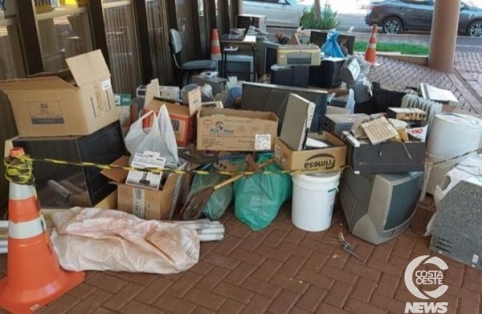 São Miguel vai realizar novas edições da campanha 'Descarte Consciente' para coleta de lixo eletrônico