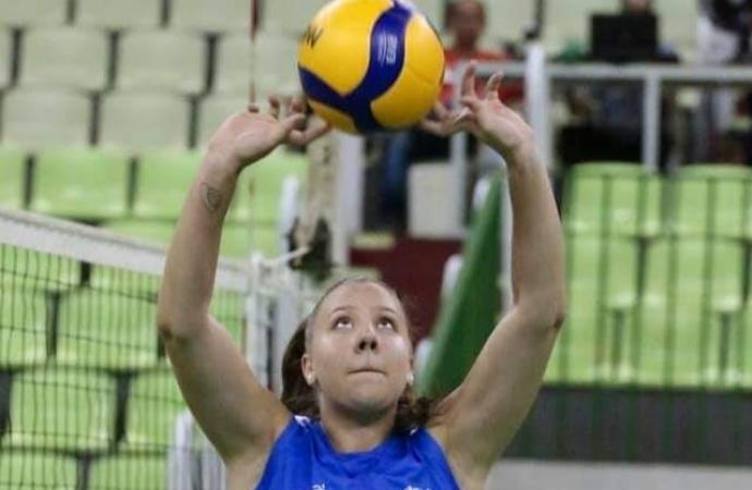 São-miguelense é convocada para seleção brasileira e irá disputar Mundial feminino de voleibol sub-18