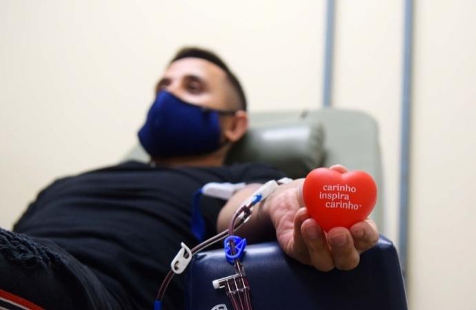 Secretaria da Saúde do Paraná solicita doações de sangue de qualquer tipo