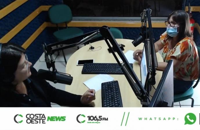 Secretária de saúde de São Miguel do Iguaçu confirma chegada de vacinas contra Covid-19 para esta quarta-feira (20)
