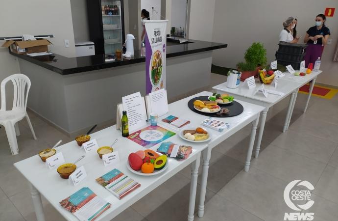 Secretaria de Saúde de São Miguel do Iguaçu realiza dia D com destaque à Alimentação Saudável